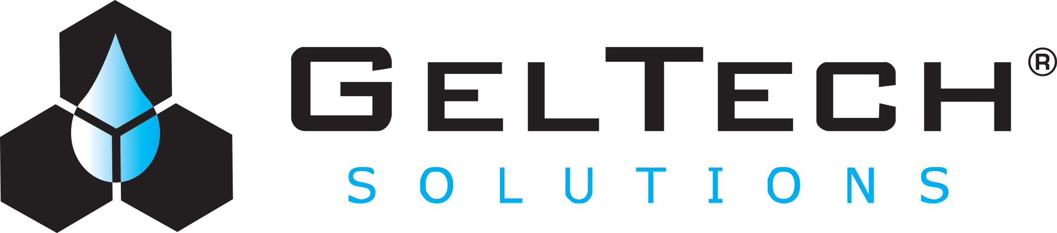 GelTech Solutions Official Logo