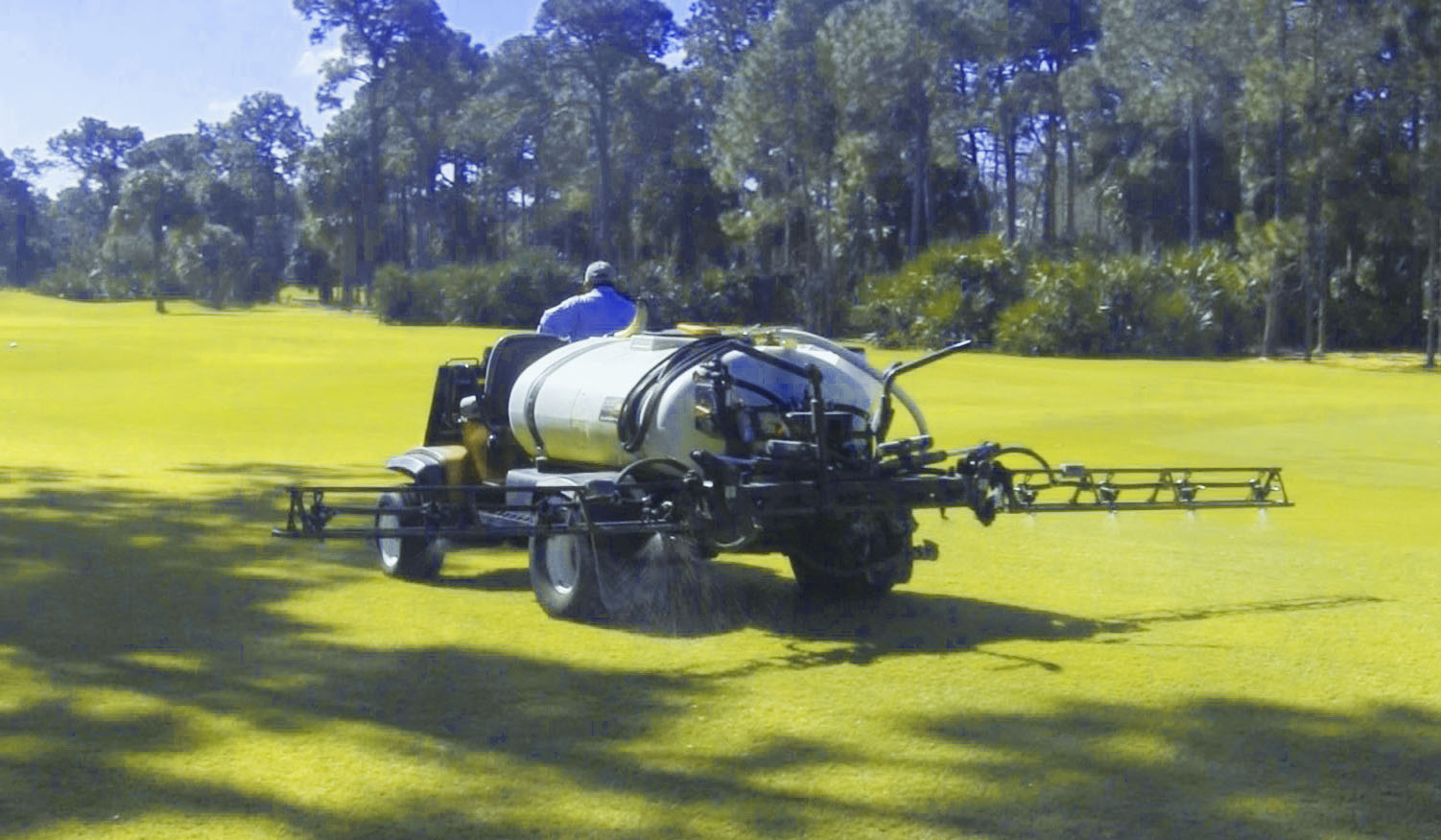 Golf Sprayer 2